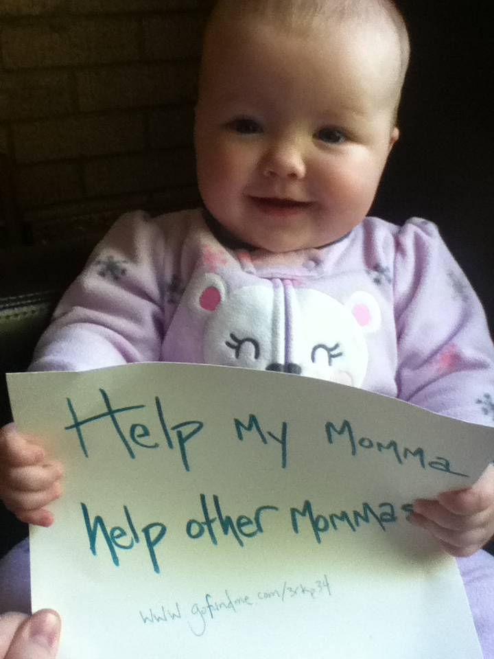 Help a Momma help other Mommas